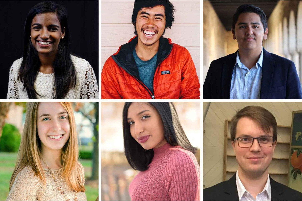Meet the Winners of the Prestigious SCI Scholars Summer Internship