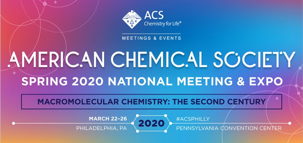 ACS Spring 2020 National Meeting