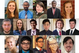 Exceptional Interns: SCI Scholars Stand Out