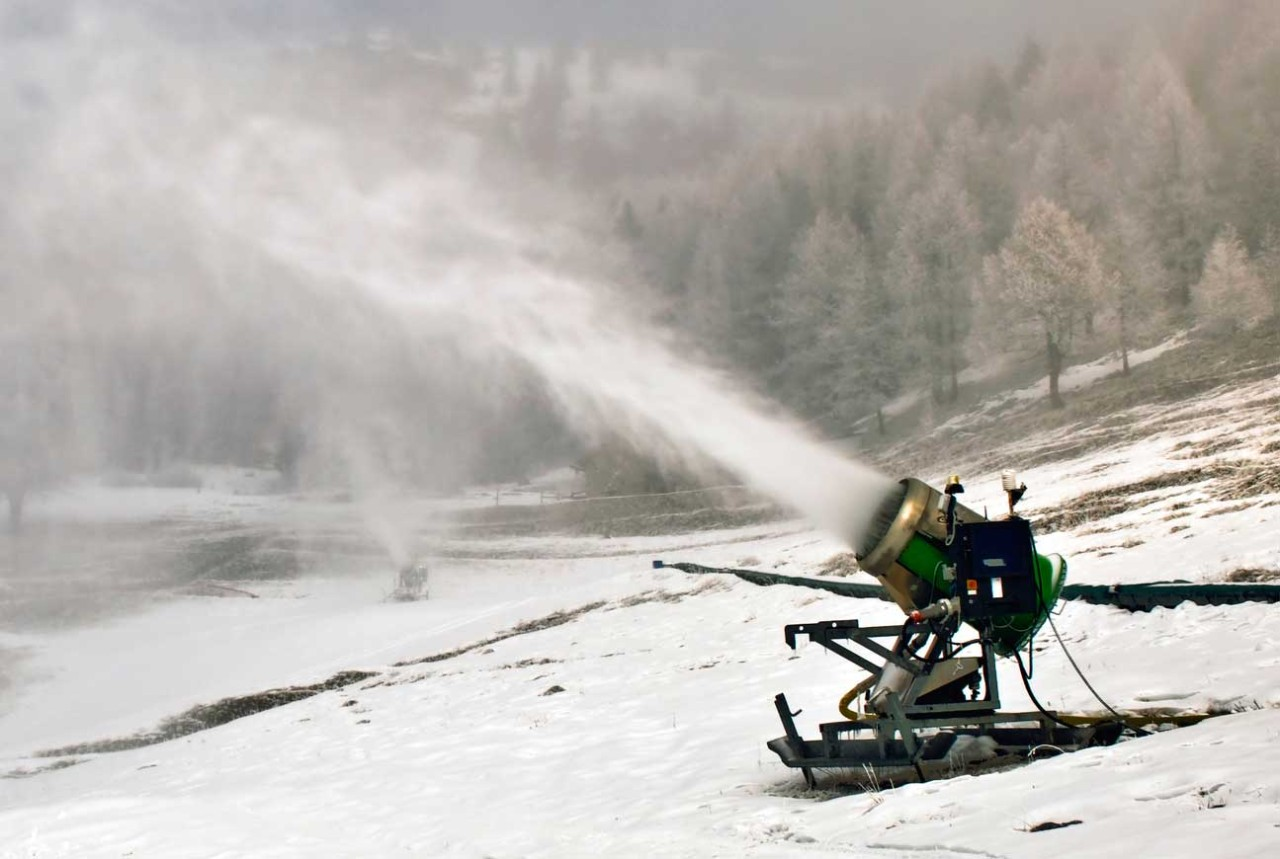 What's Artificial Snow and How Is It Made? image