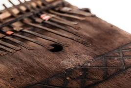Ancient African Instrument Modified to Detect Toxic Substances and Fake Meds image