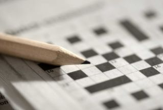 Pumping Iron Crossword Puzzle image