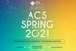 Undergraduate Sessions and Events at the ACS Spring 2021 Virtual Meeting