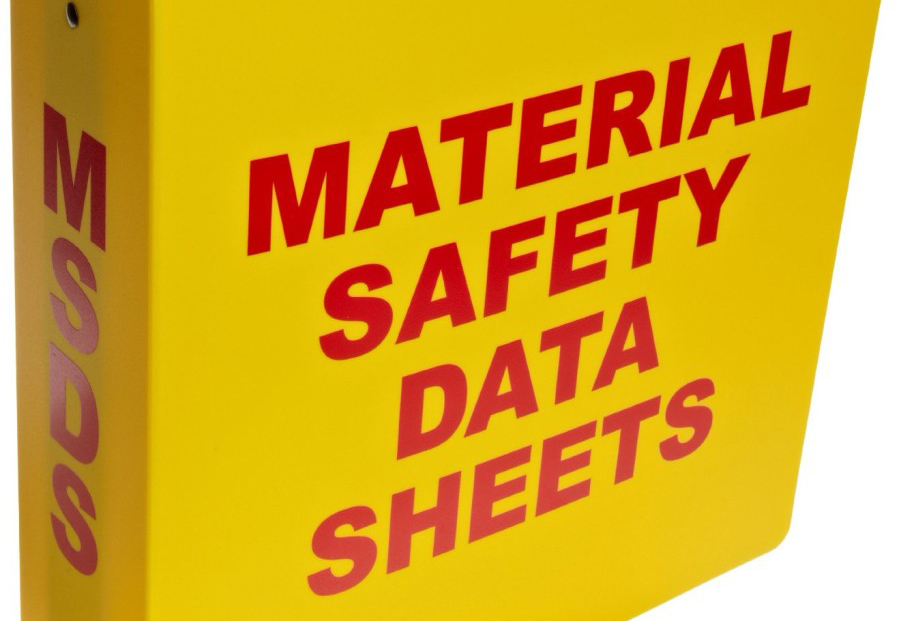 Safer Demos Through Safety Data Sheets image