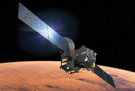 Hydrogen Chloride Found in Mars's Atmosphere