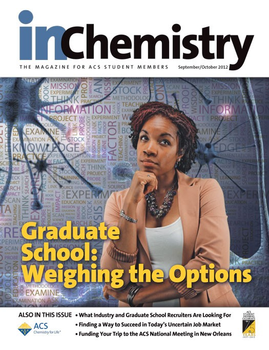 inChemistry September October 2012 issue