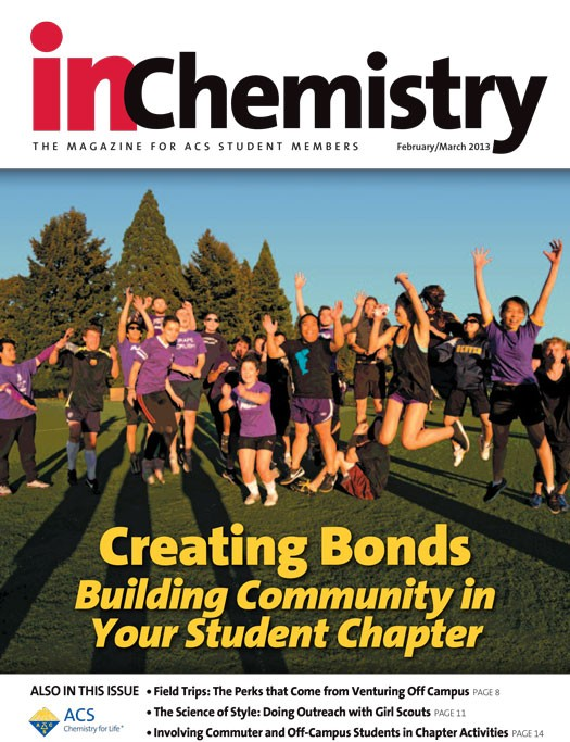 inChemistry February March 2013 issue
