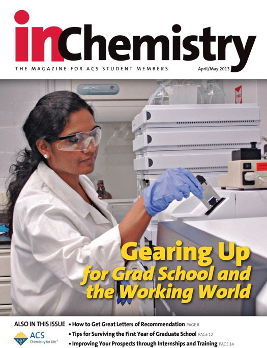 inChemistry April May 2013 issue
