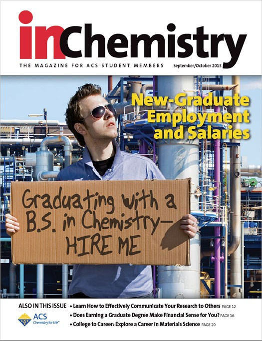 inChemistry September October 2013 issue