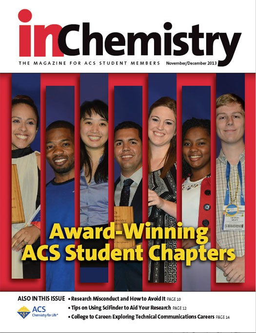 inChemistry November December 2013 issue