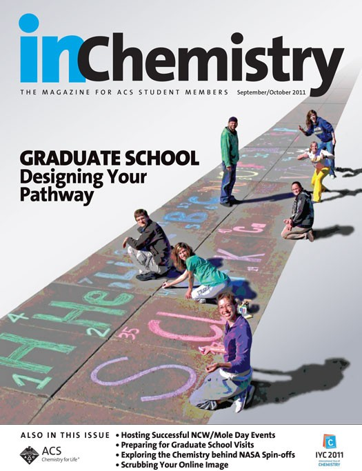 inChemistry September October 2011 issue