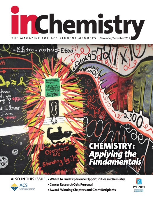 inChemistry November December 2011 issue