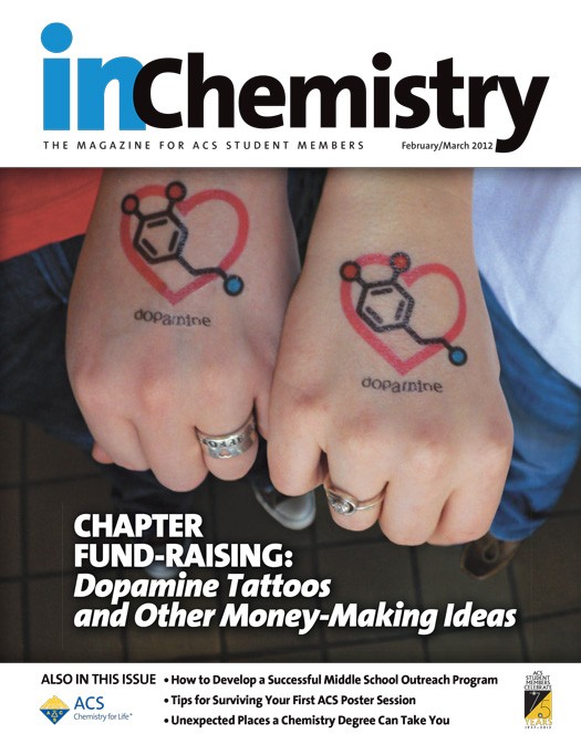 inChemistry February March 2012 issue