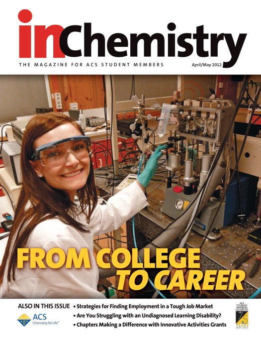 inChemistry April May 2012 issue