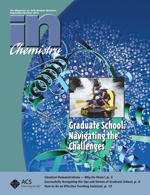 inChemistry September October 2010 issue