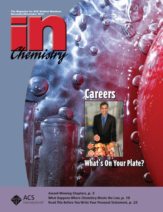 inChemistry November December 2010 issue