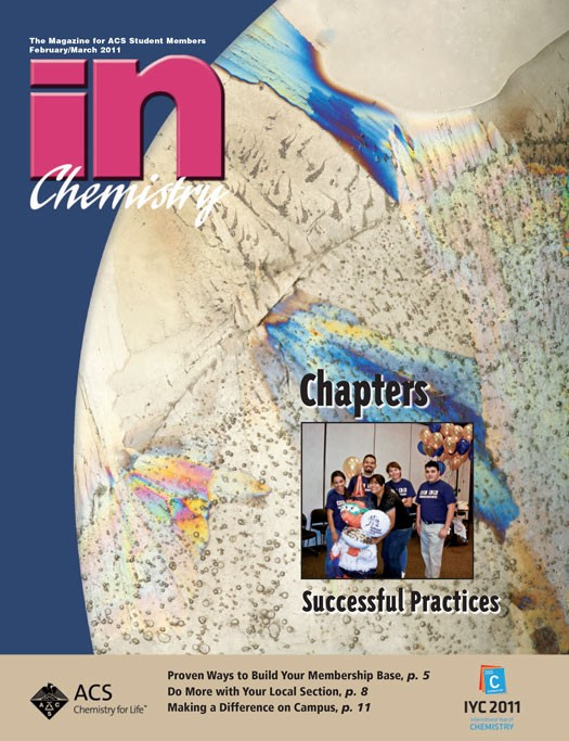 inChemistry February March 2011 issue