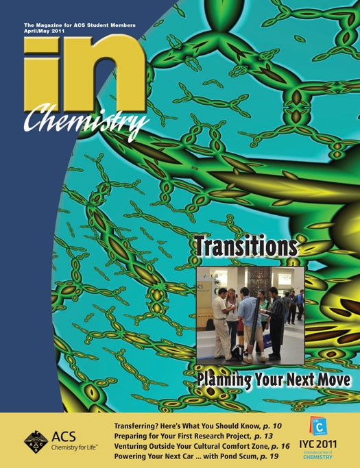 inChemistry April May 2011 issue