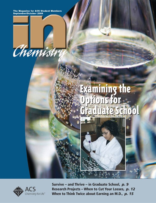 inChemistry September October 2009 issue