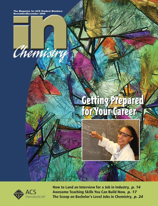 inChemistry November December 2009 issue