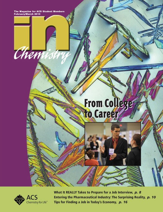 inChemistry February March 2010 issue