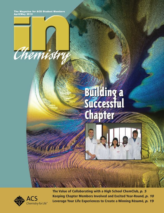 inChemistry April May 2010 issue