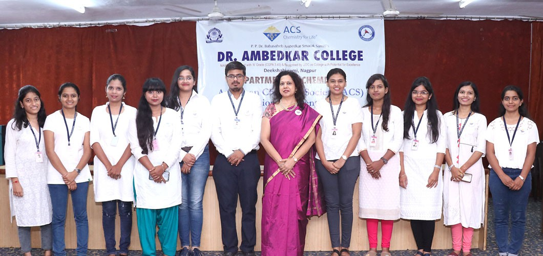 ACS International Student Chapter - Dr. Ambedkar College