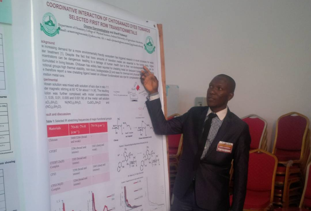 Nigeria Symposium Supports the Future of Up and Coming Scientists