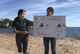 Gordon College Explains the ABCs of Ocean Acidification